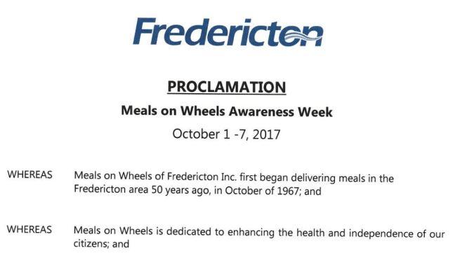 proclamation snapshot