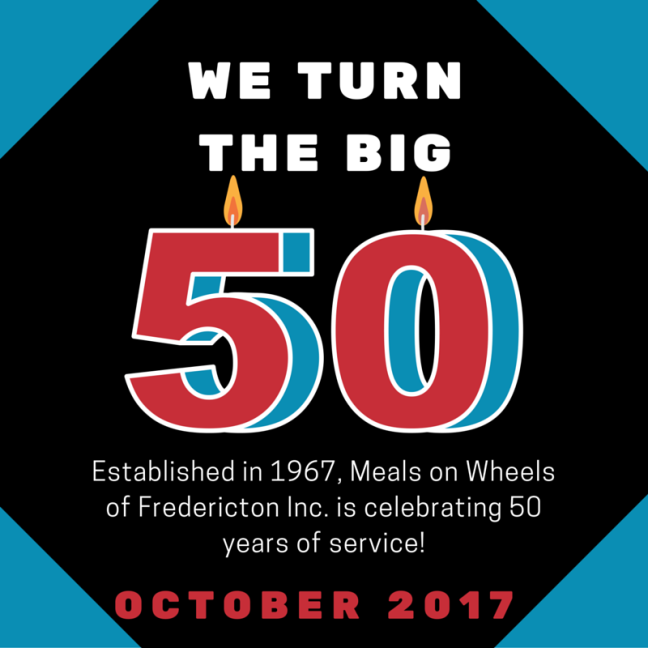 Happy 50th Birthday Social Media Post